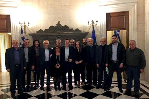 2015 1224 συνάντηση με Τσίπρα